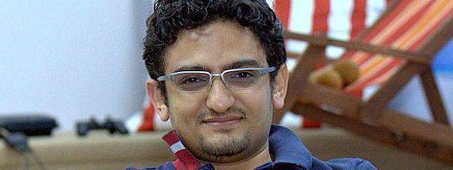 Google, appello per Wael Ghonim