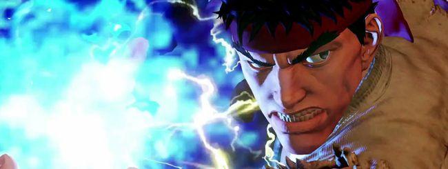 Street Fighter V arriverà su PC e PS4: il trailer