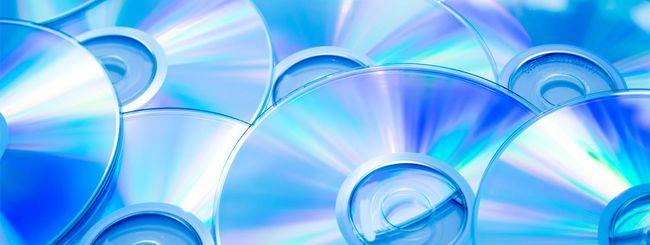 Sony annuncia Archival Disc, il Blu-ray da 1 TB