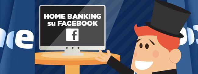 Banca Sella porta l'home banking su Facebook