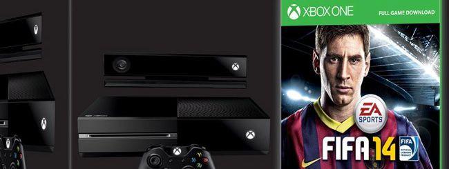 FIFA 14 gratis solo con le Xbox One del Day One