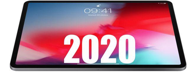 iPad Pro 2020, Apple si lascia scappare i nuovi modelli