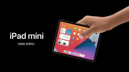 iPad mini 2020: il concept con cornice ultra-sottile