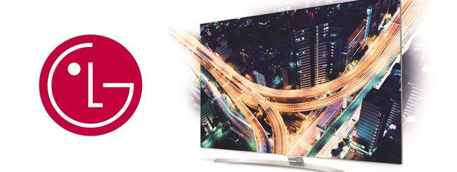 LG presenta nuovi televisori LED UHD e Super UHD