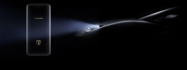 Oppo Find X Lamborghini Edition arriva in Italia