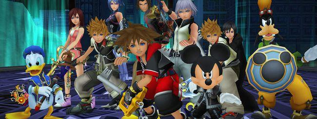Kingdom Hearts, i capitoli principali su Xbox One