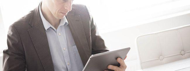 Mercato tablet sempre più a picco
