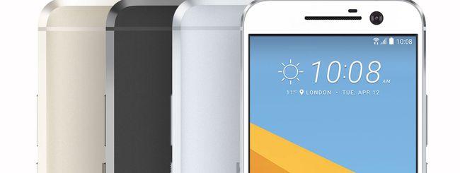 HTC 10: fotocamera UltraPixel 2 e audio Hi-Fi