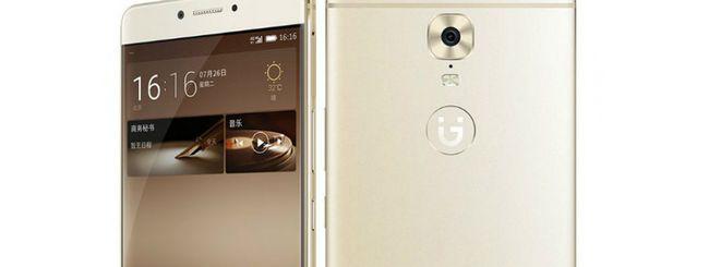 Gionee M6, Android con crittografia hardware