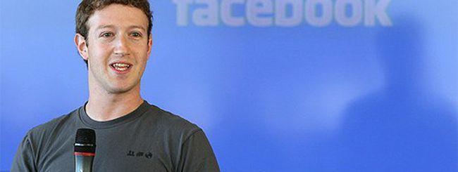 Facebook vale 100 miliardi