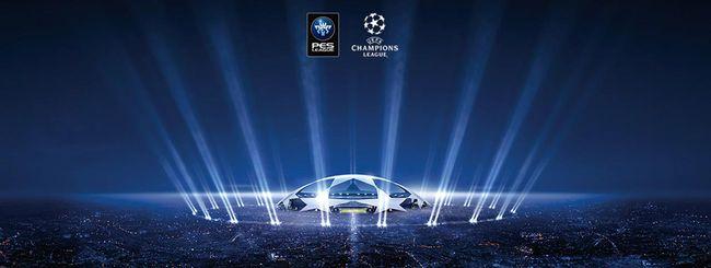 PES 2014: Virtual UEFA Champions League