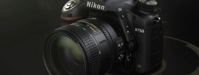 Nikon D750, possibile soluzione al problema flare