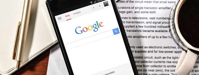 Google, svolta mobile