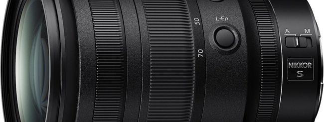 Nikon presenta il nuovo Nikkor Z 24-70mm f/2.8 S