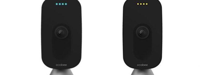 Ecobee prepara la smart home security camera
