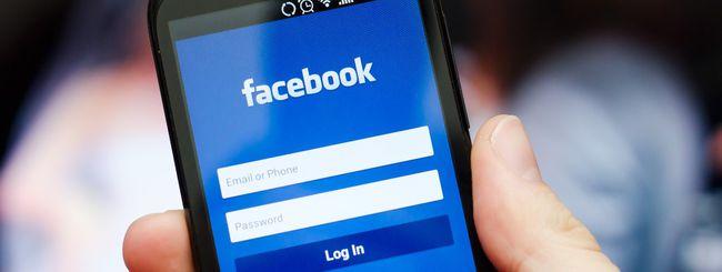 Facebook, multa di 500 mila euro per ogni bufala