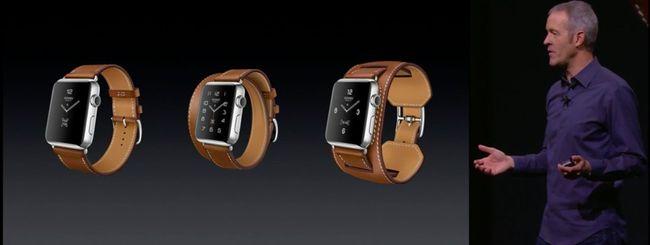 Evento Apple: nuove scocche per Apple Watch