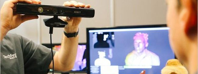 Kinect per Windows, nuove gesture e 3D mapping