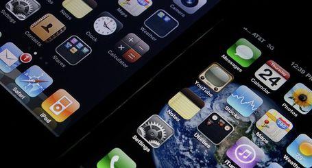 Scontri in Cina (iPhone)
