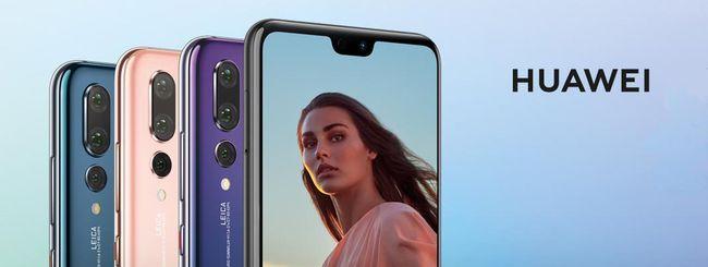 Huawei, smartphone pieghevole e 5G nel 2019