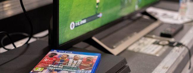 eSports, parte oggi la eSerie A TIM – eFootball PES 2021