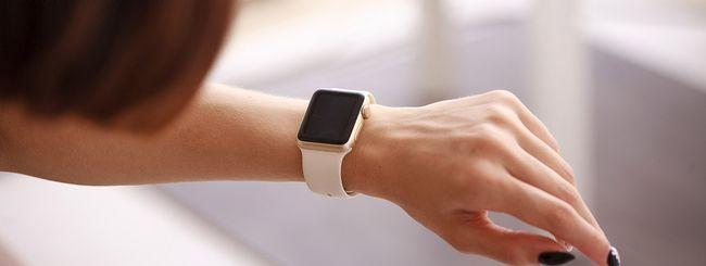 Apple Watch: in futuro carica manuale e cinetica?