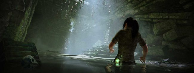 Shadow of the Tomb Raider, le tombe mortali in video
