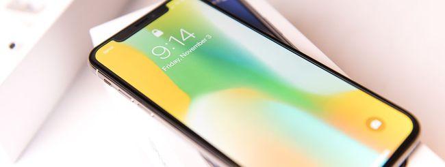 iPhone X si blocca con il freddo: presto il fix