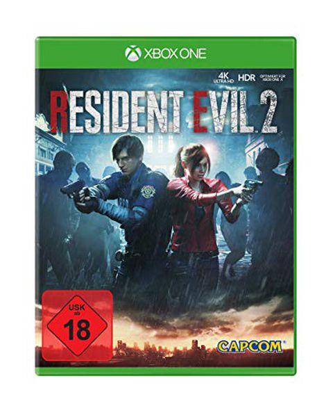 Resident Evil 2 (Xbox)