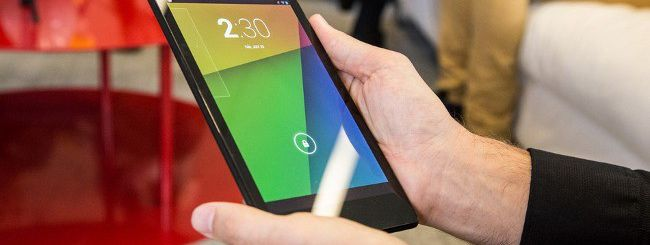 Google: vorremmo tablet Android come l'HTC One
