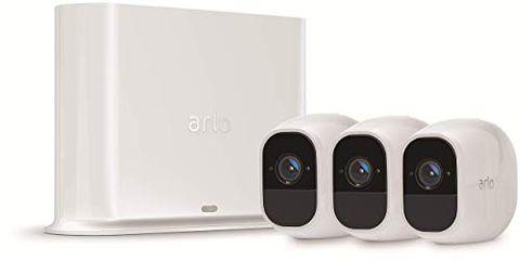 Arlo Pro2 Kit Base (3 Videocamere)