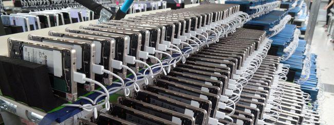 Galaxy S8, maggiori controlli per le batterie
