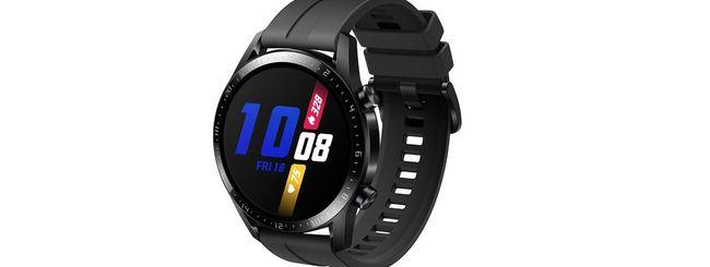 Huawei WATCH GT 2: lo smartwatch con vetro 3D