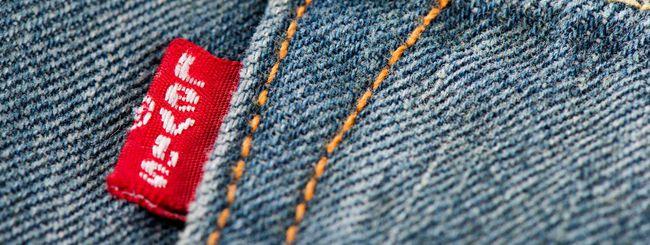 Google, Levi's e i jeans con Project Jacquard