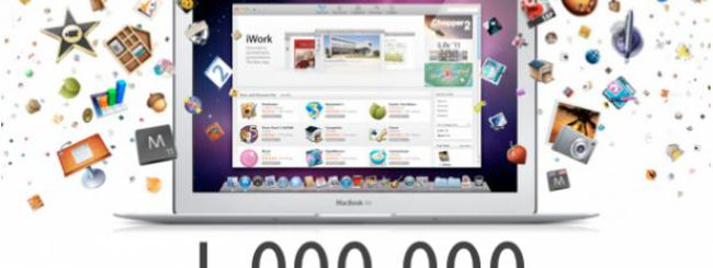 Mac App Store: un milione di download nel primo giorno