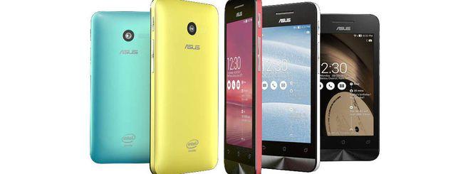 Asus Design Week: nuovi smartphone e ibridi