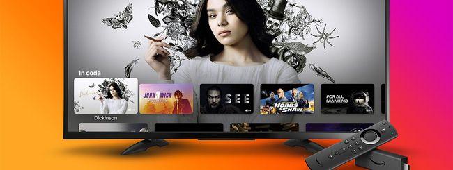 Apple TV sbarca su Amazon Fire TV