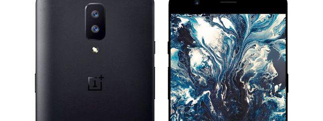 OnePlus 5, jack audio spostato o assente?
