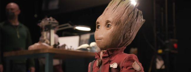 Groot è ora reale grazie a Project Kiwi di Disney