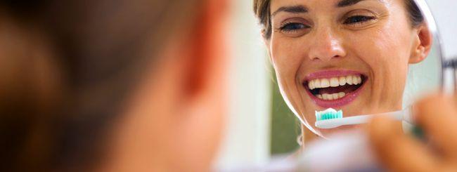 Lo spazzolino da denti Bluetooth di Oral-B