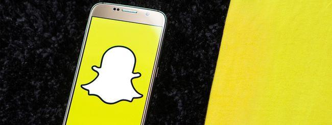 Snapchat contro TikTok: vuole più musica nell'app