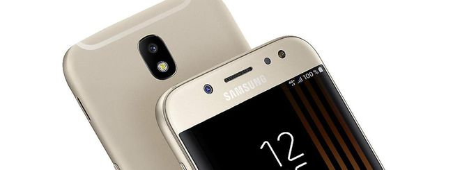 Samsung Galaxy J5 Pro, upgrade del Galaxy J5