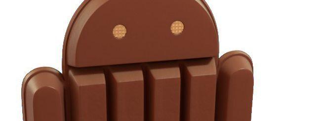 Google annuncia Android 4.4 KitKat