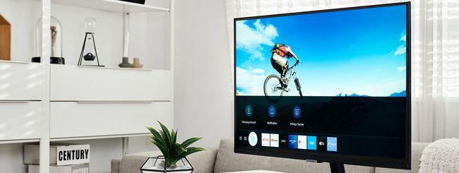 Samsung presenta i nuovi Smart Monitor all-in-one