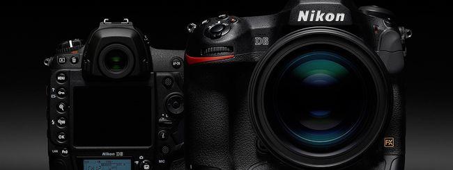 Rumors: prime indiscrezioni sulla Nikon D6