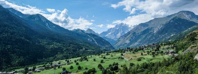 Fastweb: banda larga negli hotel in Valle d'Aosta