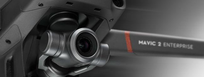 DJI, un sistema per rilevare i droni in volo