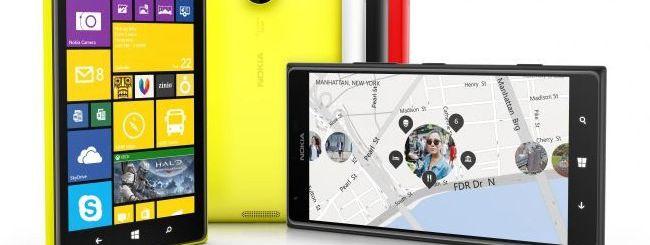 Nokia Lumia 1520, il Windows Phone 8 più grande