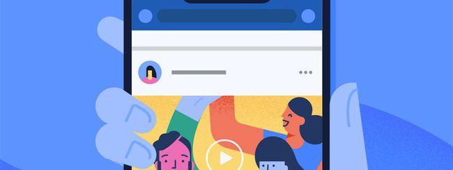 Facebook, priorità ai video originali nel ranking