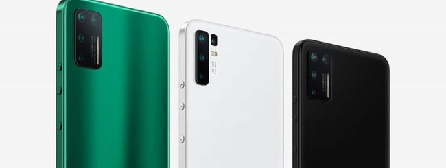 Jianguo Pro 3, lo smartphone di TikTok